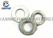 ASTM F436 Hardened Steel HDG Flat Washer M14