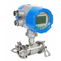 LWS Sanitary Liquid Turbine Flow Meter