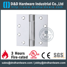 Grade 304 Single Action Spring Hinge for Bathroom Door -DDSS033