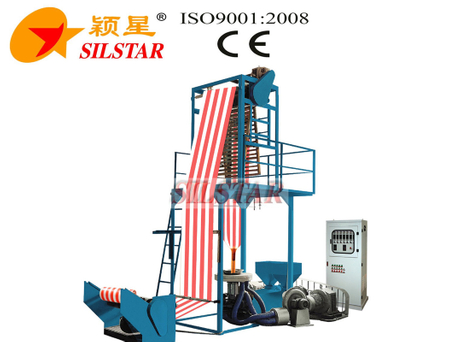 GBCB-600 Double-Screw Plastic Film Blowing Machine