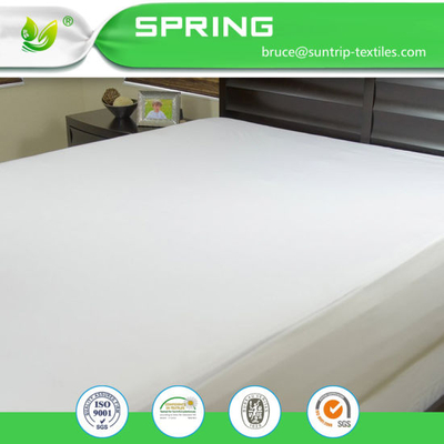 Mattress Protector Premium Hypoallergenic - 100% Waterproof, Fitted Mattress Cover