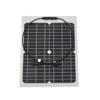 20w Lightweight solar panel