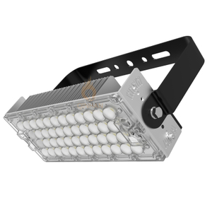 160LM/W IP66 100W Led High Mast Stadium Flood Light