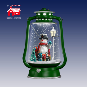 Good Gifts Idea Green Home Lamps Christmas Lights with Funny Looking and Various Designs