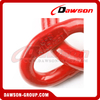 DS032 A-346 G80 European Type Master Link Assembly for Wire Roe Lifting Slings