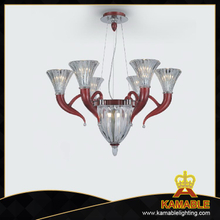 Murano style hotel decorative lighting clear color murano style murano style glass pendant chandelier40050 8 aloadofball Choice Image