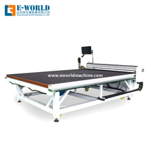 New Automatic Glass cnc shape cutting machine with CE