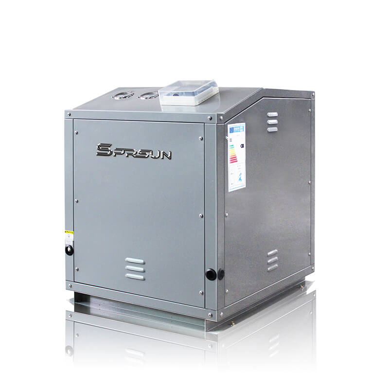 10KW-25KW Closed Loop Ground Source Heat Pump for Room Heating & Cooling