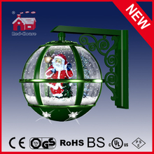 (LW30033D-GG11) Lovely Santa Claus Decoration Wall Lamp with LED Lights