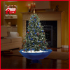 (40110U150-BW) Beautiful LED Lights Snowing Tree for Christmas Home Decoration