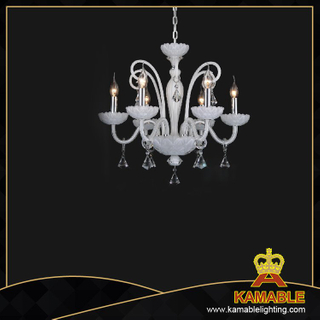 Hanging Dining room Murano glass chandelier(10054-8)