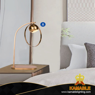 Modern Home Decorative Metal Table Light (KAT8K155)