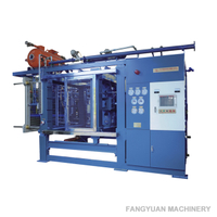 Expanded Polystyrene Styrofoam Moulding Machine With Hydraulic System