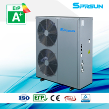 5P -25℃ EVI air source heat pump heating and cooling