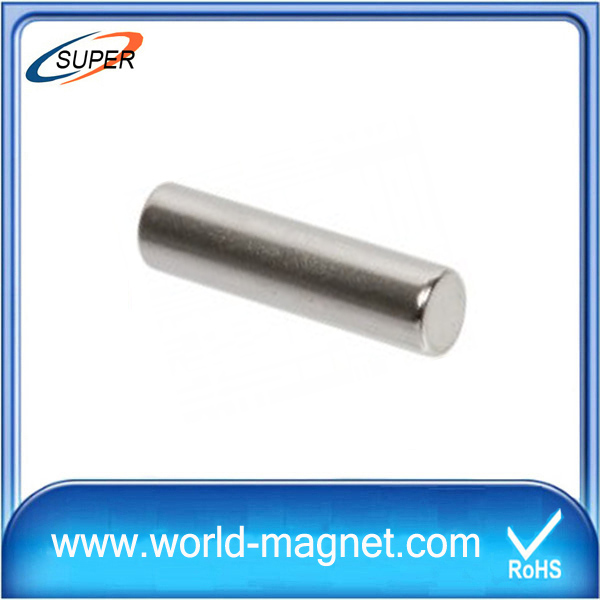 China 42sh Epoxy Coating Neodymium Cylinder Magnet