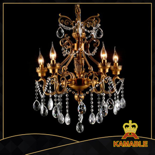 High quality indoor decorative cast aluminum chandelier(cos9081)
