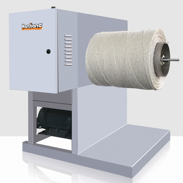 FJ-600 Paper String Rewinding Machine