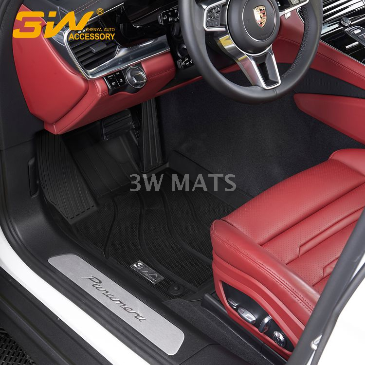 TPE car mat for Porsche panamera