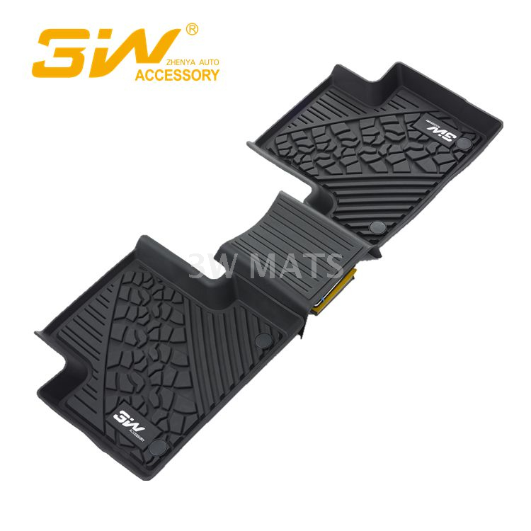 TPE car mat for Jeep Renegade