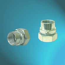 Internal Thread Zinc Alloy Connectors