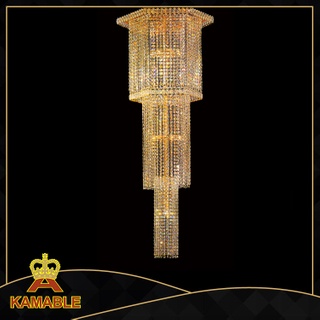 Hotel traditional style crystal Chandelier(YHC2026)
