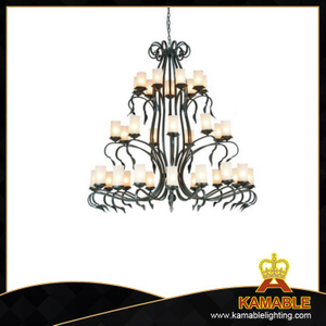 Lobby elegant decorative pendant light (M3003 - 36P)
