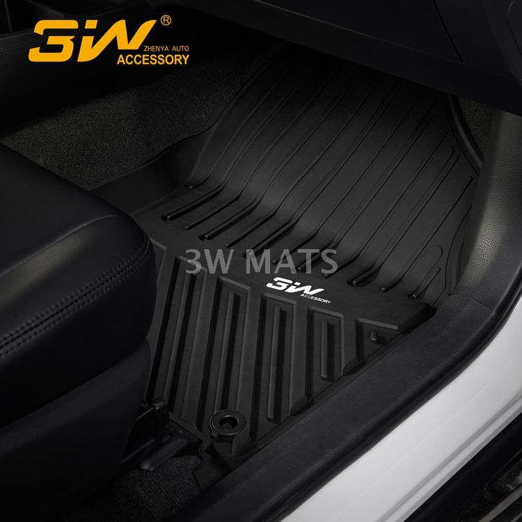 TPE car mat for TOYOTA RAV4