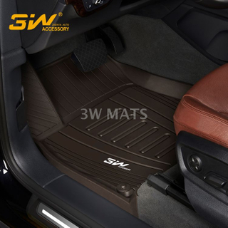 TPE car mat for Audi Q7