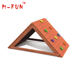 Children outdoor climbing frame for fun