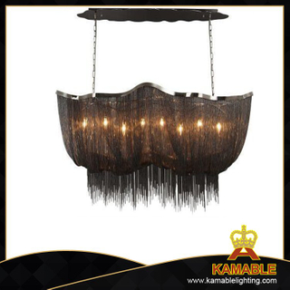 Black home decoration Chain chandelier(KA107B)