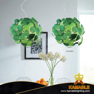 Contemporary Hanging Pendant Lamp for Livingroom (KAH0073-S-G)