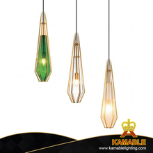 Contemporary Glass Decorative Pendant Lamp (KAG3168)