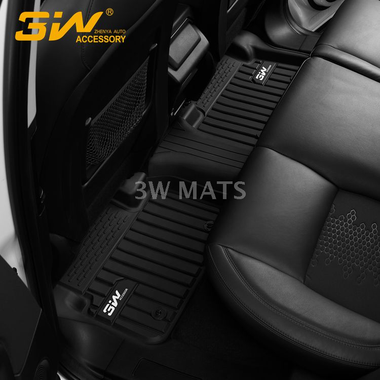 TPE car mat for Land Rover Discovery Sport