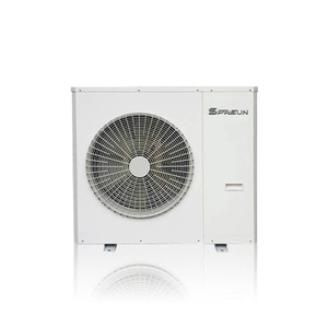 9.5KW DC Inverter Air to Water Heat Pump Air Conditioner for House Heating & Cooling