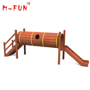 Wooden Playgrounds for Entertainment