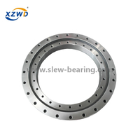 Wanda Light Type Thin Slewing Ring Bearing Cojinete de repuesto