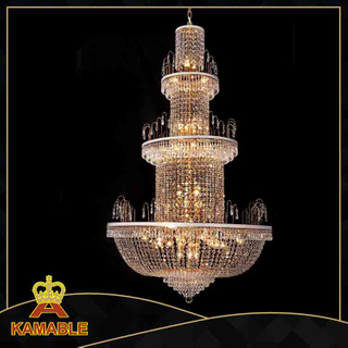 Crystal hotel project traditional Chandelier(9233 L30)