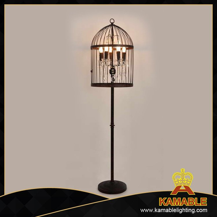 Project Iron Cage Floor Lamp Ml2001 5lrr