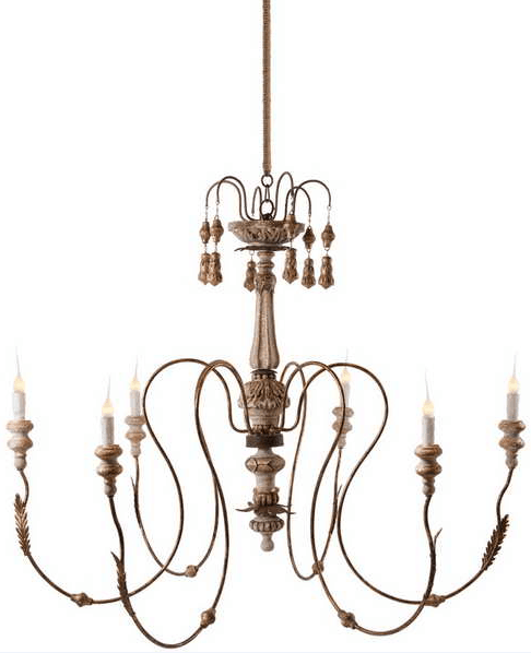 Its Design Was Originated Through The Use Of Candles Perched On Candle Light Holders With Exquisite Craving Workmanship And