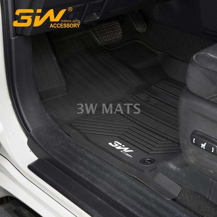 TPE car mat for TOYOTA Prado