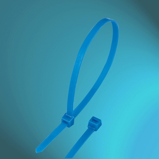 High Temperature Tflen Cable Ties