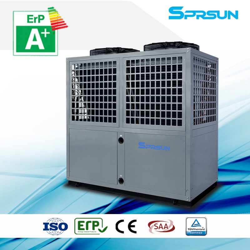 20P -25℃ EVI Air to Water Low Temperature Heat Pump Heating
