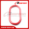 G80 / Grade 80 U.S. Type Forged Master Link for Chain Lifting Slings / Wire Rope Slings