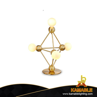 Copper Steel Modern Decorative Table Lamps (MT21341-4-520)