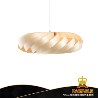 Modern Home Decoration Wood Pendant Lamp (KAH0001)