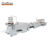 HD-330/430-1/550 Roll Fed Square Bottom Paper Bag Machine
