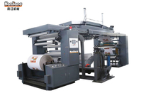WX-4/6 quatre/six colorent la machine d'impression de ci Flexo