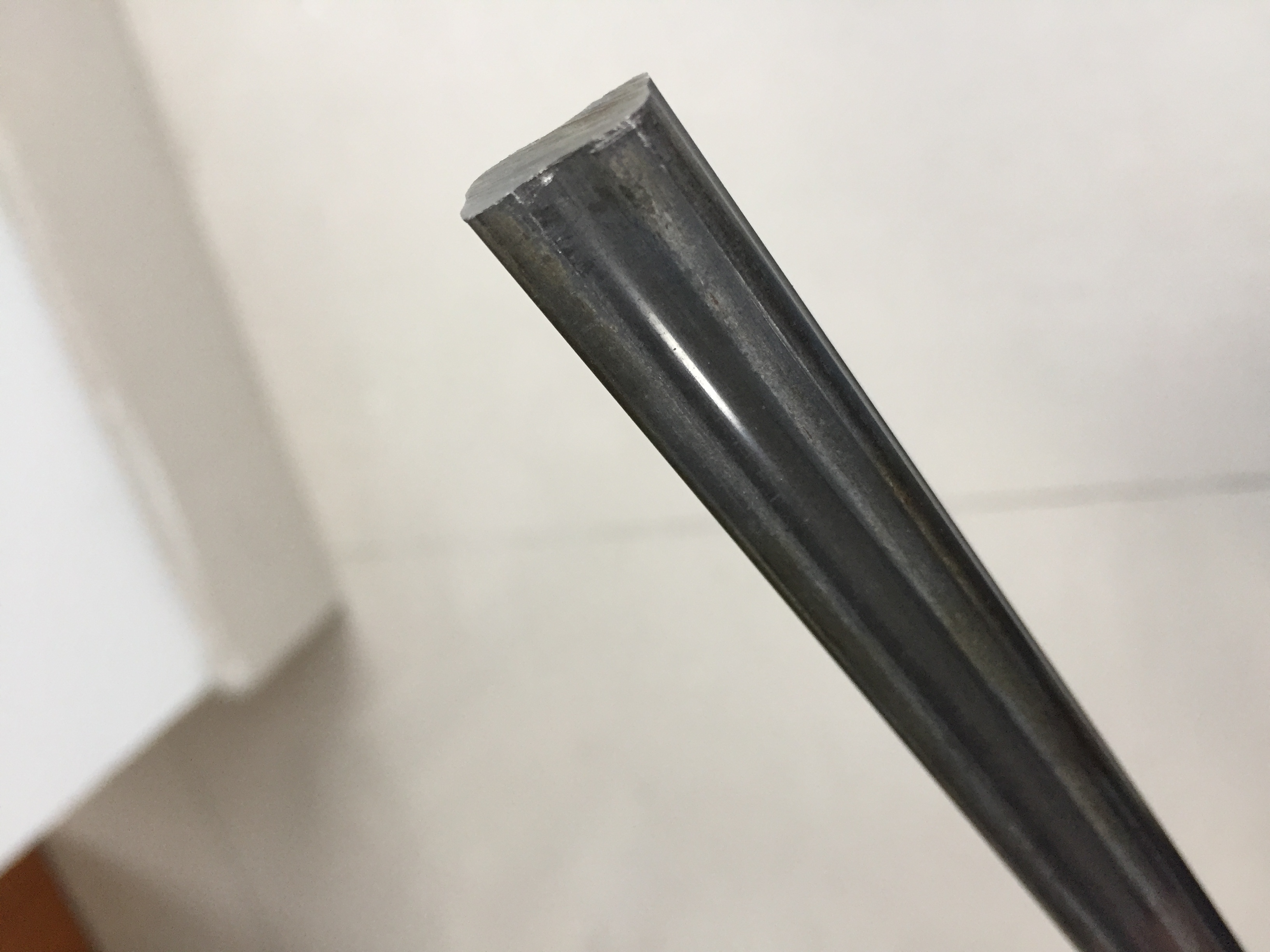 SAE1045 cold drawing profiled steel bar