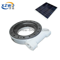 Slewing Drive for Single And Dual Axis Can Used for Wind Turbines And Solar Tracker