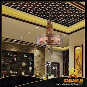 Indoor Chinese style classical decorative pendant lighting (MIC9000 - PXL)